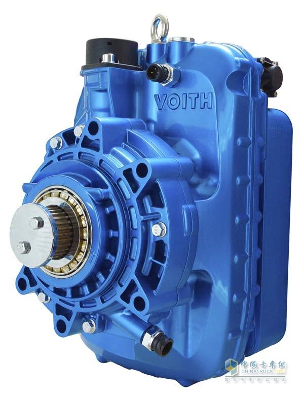 Voith Hydraulic Retarder