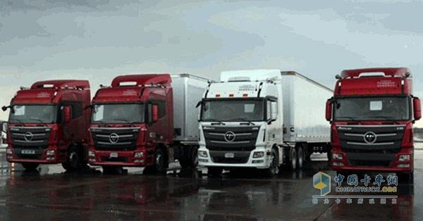 Hande Axle Successfully Lands in US Market