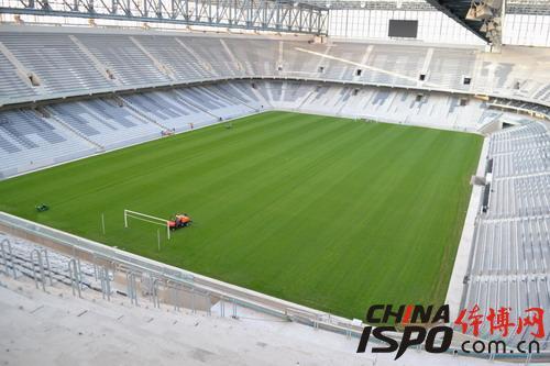 本届世界杯举办场馆之一:拜沙达体育场(Arena da Baixada)