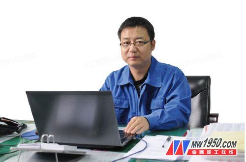 陕西汉江机床有限公司副总经理 余建旬