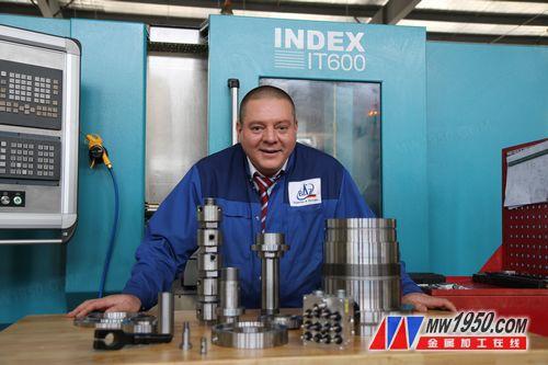 无论工件尺寸如何变化、加工工序的程度如何复杂,INDEX IT600都能满足客户需求,且保证产品的高质量和高品质。