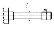 Flexible bolts for use in variable load bolt connections