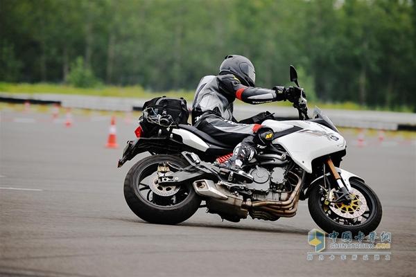 Bosch Ninth-generation Motorcycle Antilock Braking System (ABS)