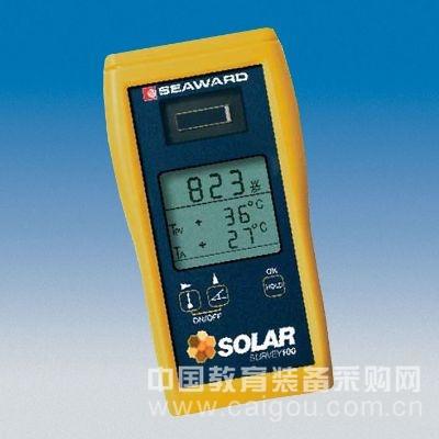 九州空间讲解太阳能监测站维护