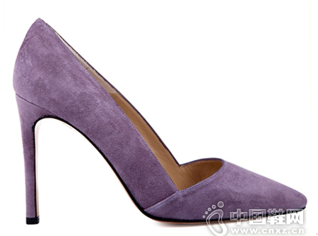 藕荷色美鞋