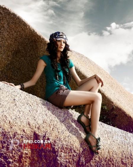 梵凯FANKAI品牌女装融入国际时尚潮流打造高端女装
