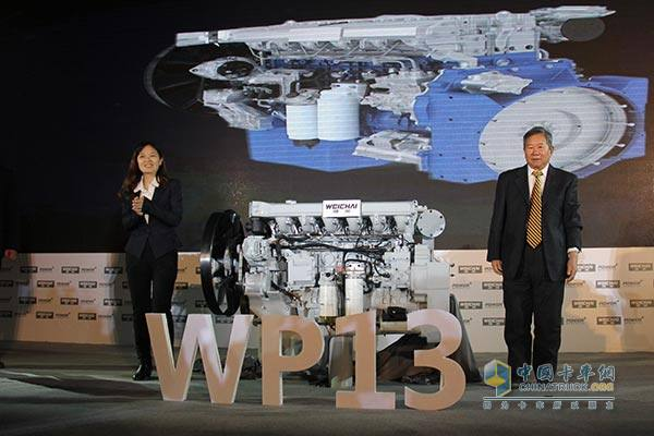 Zhang Ying, Weichai Diesel Engineer, promotes the era of heavy trucks in China