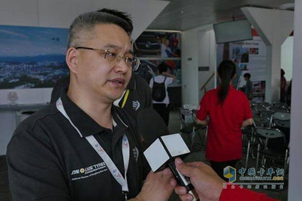 Fengshen Tire Co., Ltd. Chairman Wang Feng