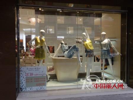 热烈庆祝迪斯廷·凯女装成功进驻东莞寮步镇
