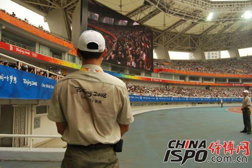 2008年北京奥运会安保人员