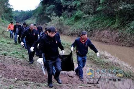 Chongqing Cummins to Improve Luojiagou Water Quality Project
