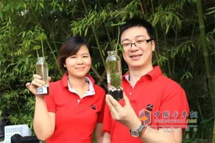 China Parts Distribution Center River Ecosystem Restoration Project
