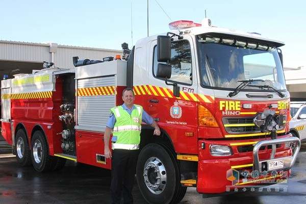 Australian Tasmanian Fire Department Selects Allison Transmission
