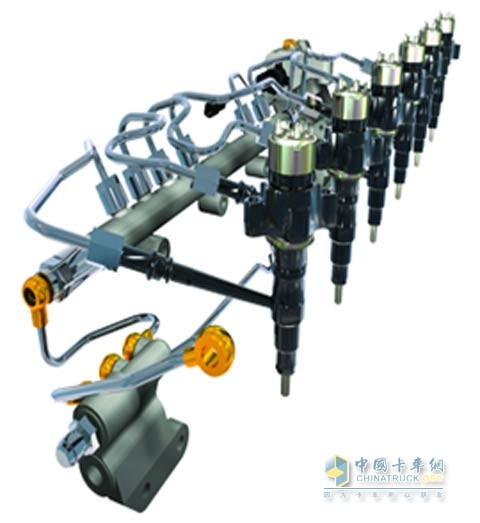 ISG's Innovative XPI Ultra High Pressure Injection System