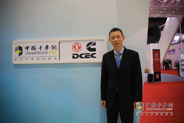 Vice President of Cummins Inc., General Manager of Dongfeng Cummins Engine Co., Ltd.
