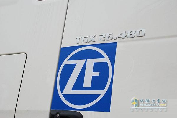 Aifu AMT transmission