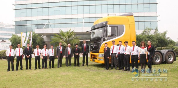 Schaeffler Greater China Truck Team