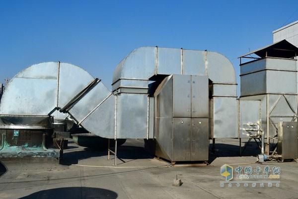 Jiatong Factory Deodorization Control Project