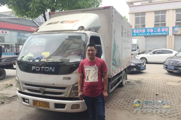 Cummins ISF Engine User Wu Xiangke