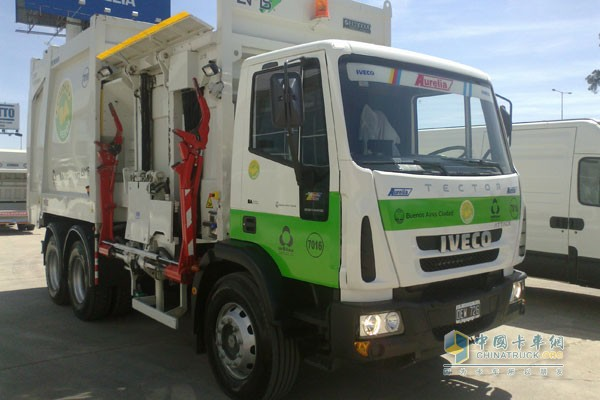 Buenos Aires Adds 217 Assembled Allison Transmission Garbage Trucks