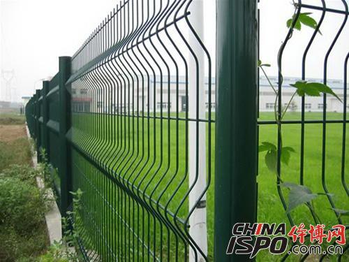 桃型柱网栏