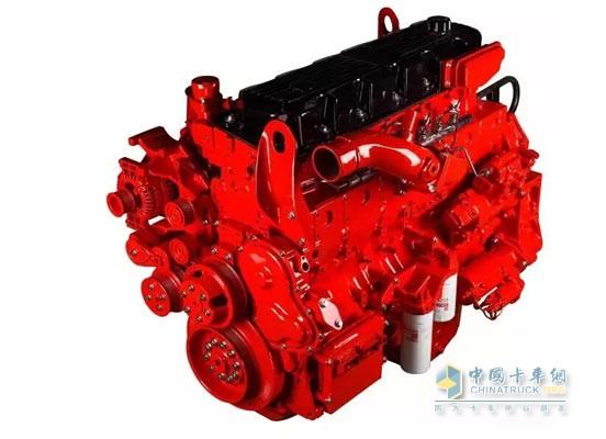 QSZ13 heavy-duty engine