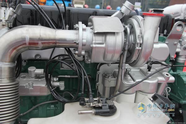 FAW Xichai 6DM engine