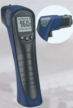 九州空间解析红外线测温仪的发展历史