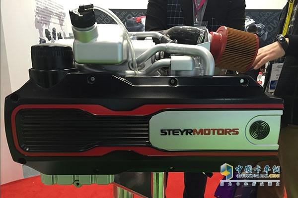 Steyr M12 Extended Range Engine