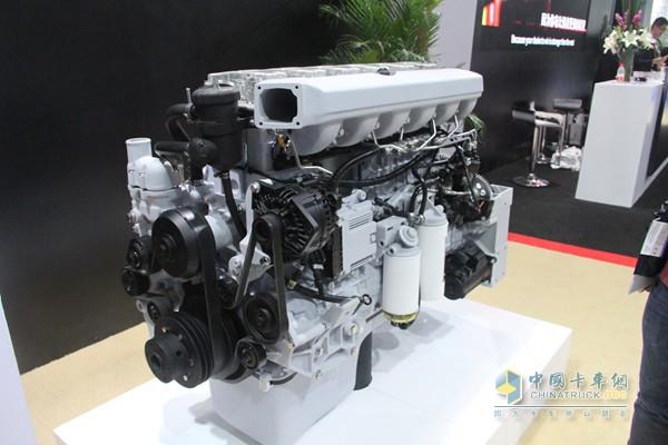 Weichai WP13L State V diesel engine