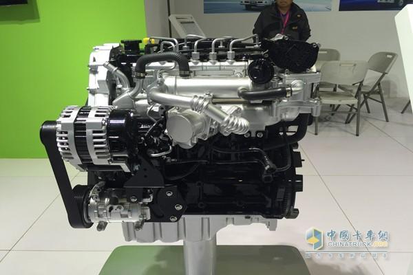 JAC CTI 2.7L Engine