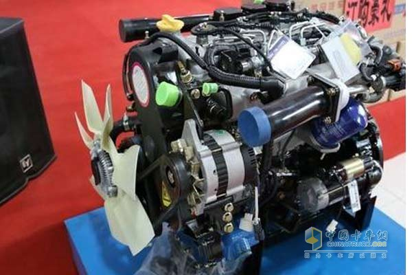 Yunnei DEV Dewei Series D25 Engine