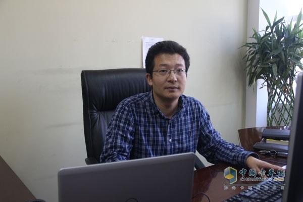 Xi'an Cummins Chief Engineer Wang Huajiang