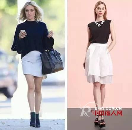 CARMEN【優雅的百搭單品---A字裙(A-line skirt)】