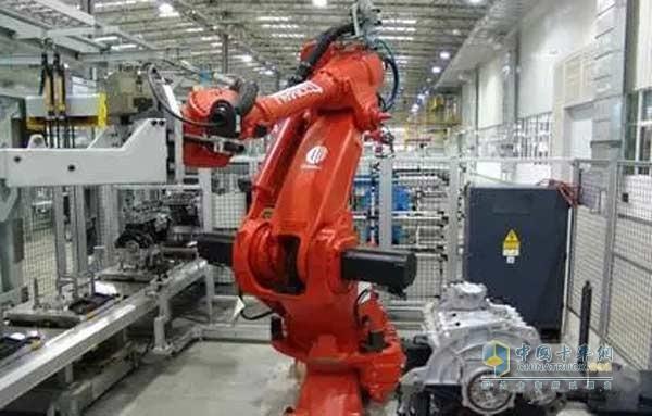 Cloud power GUDLE robot