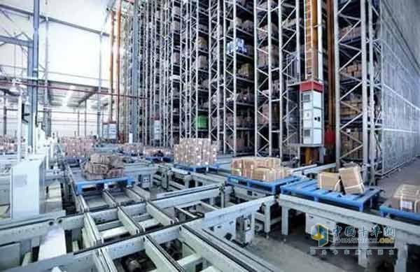 Yunnei Logistics Modern Logistics Center