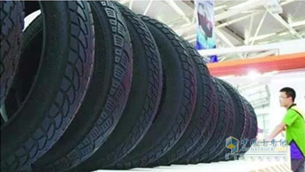 Chinese car tires have experienced more than 80 years of history