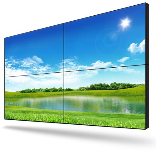 Environmental LCD splicing screen