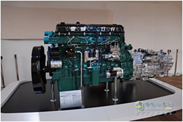 Xichai Aowei Engine's State V Engine Debuted at Beijing Auto Show