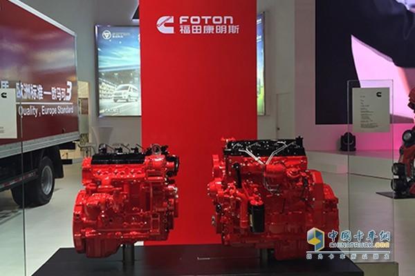 Cummins ISF Series Engine