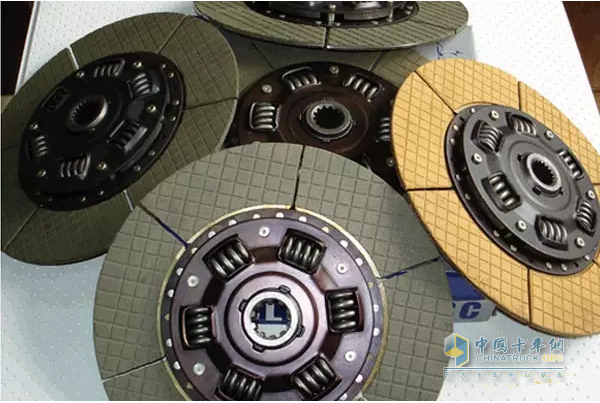 Various kinds of friction plates