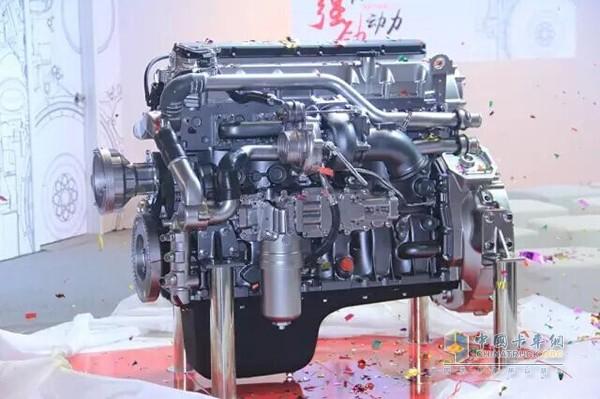 SAIC Fiat Red Rock Cursor 9 CNG Engine Displacement
