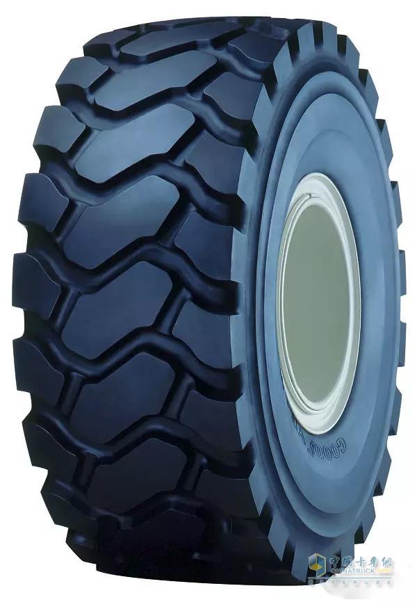 Goodyear new engineering tires