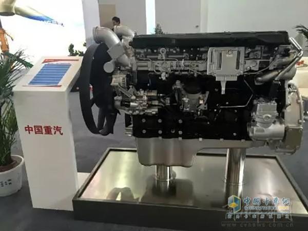 China National Heavy Duty Truck MC11 Engine