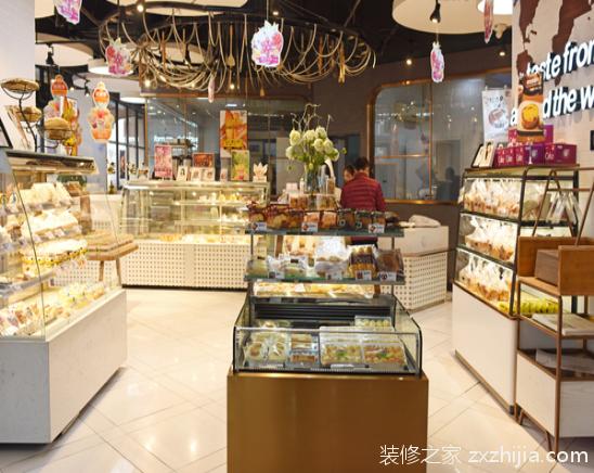 甜品店设计