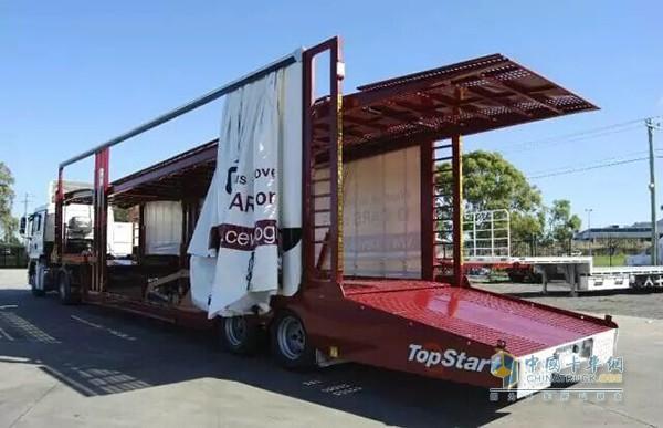 Australian TopStart Trailers Trailer