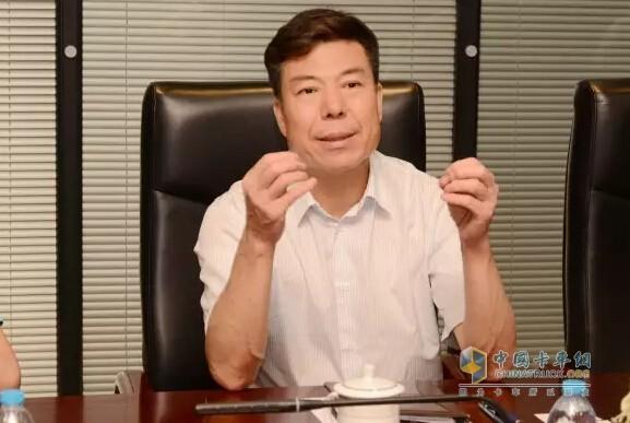 Fast Chairman Yan Jianbo