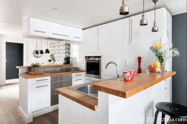 复式住宅装修之厨房