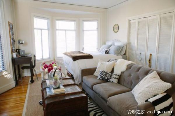 单身公寓装修七