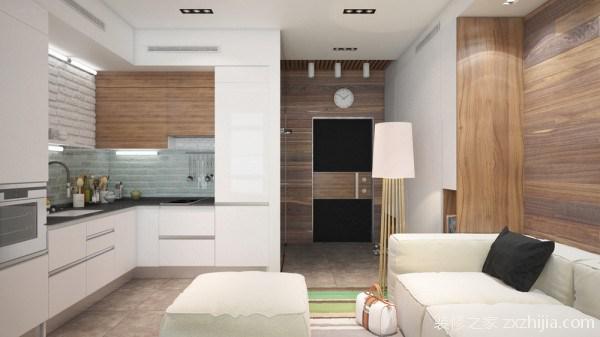 单身公寓装修八
